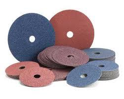 Resin Fiber Discs